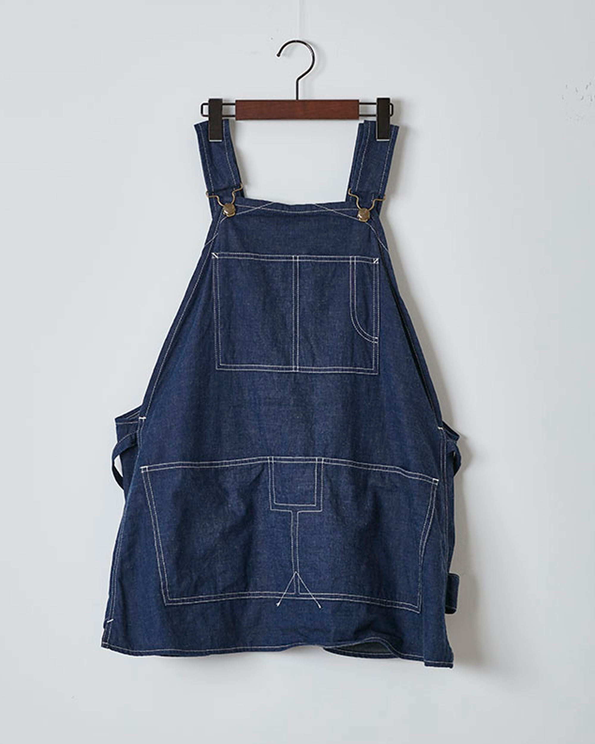 UTILITY DENIM APRON 2nd