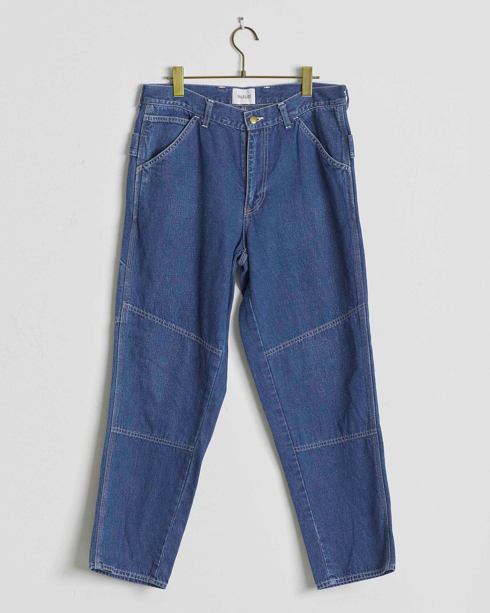 DENIM CARPENTER PANTS(USED)